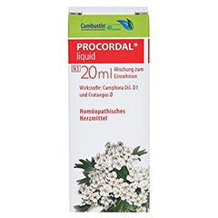 PROCORDAL Liquid 20 Milliliter N1 - Vorderseite