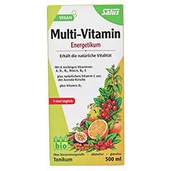Multi-vitamin Energetikum Salus 500 Milliliter - Vorderseite