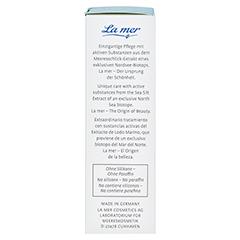 LA MER FLEXIBLE Cleansing Meeres-Wasch-Syndet 100 Gramm - Linke Seite