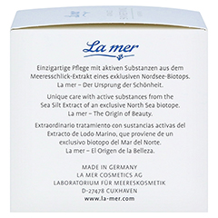 LA MER ADVANCED Skin Refining Beauty Cr.Tag o.P. 50 Milliliter - Linke Seite