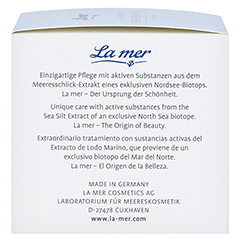 LA MER ADVANCED Skin Refining Beauty Cr.Nacht o.P. 50 Milliliter - Linke Seite