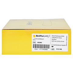 BERLIPEN areo 3 f.3 ml Patrone gelb 1 Stück - Linke Seite