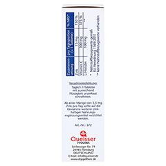 DOPPELHERZ Zink+Histidin Depot Tabletten 30 Stück - Linke Seite