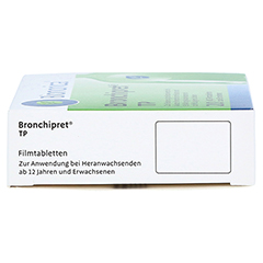 Bronchipret TP 20 Stück N1 - Linke Seite
