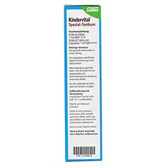 KINDERVITAL mit Calcium+D3 Tonikum Bio Salus 250 Milliliter - Linke Seite