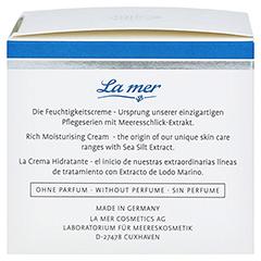 LA MER Feuchtigkeitscreme ohne Parfüm 50 Milliliter - Linke Seite
