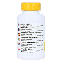 CO-ENZYM Q10 100 mg Kapseln 100 Stück - Rechte Seite