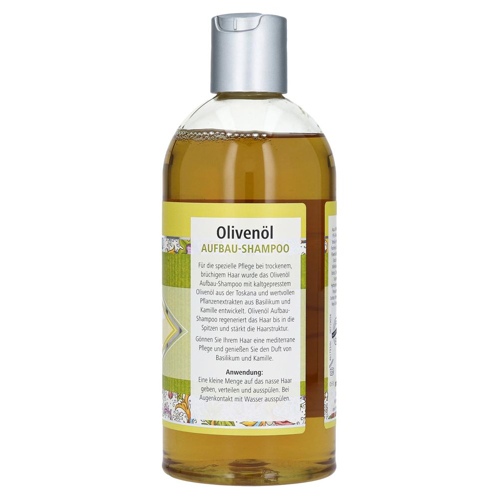 Erfahrungen Zu Olivenöl Aufbau Shampoo 500 Milliliter Medpex