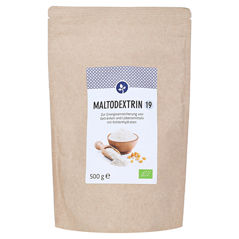 MALTODEXTRIN 19 Bio Pulver 500 Gramm