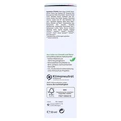 LAVERA basis sensitiv reichhalt.Feuchtigkeitscreme 50 Milliliter - Linke Seite