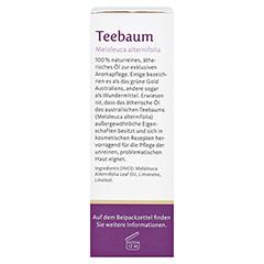 Taoasis Teebaum Öl Taoasis Im Umkarton 10 Milliliter - Rechte Seite