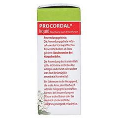 PROCORDAL Liquid 20 Milliliter N1 - Rechte Seite