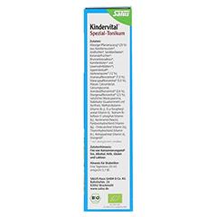KINDERVITAL mit Calcium+D3 Tonikum Bio Salus 250 Milliliter - Rechte Seite