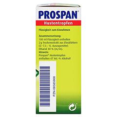 Prospan Hustentropfen 50 Milliliter N2 - Rechte Seite