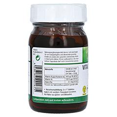 BIOSPIRULINA aus ökologischer Aquakultur Tabletten 250 Stück - Rechte Seite