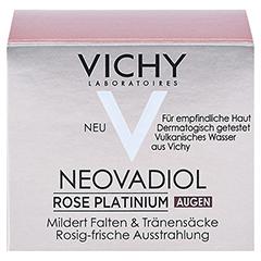 VICHY NEOVADIOL Rose Augencreme 15 Milliliter - Vorderseite