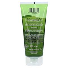 medipharma Olivenöl Hydrofrisch Dusche 200 Milliliter - Rückseite