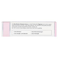 HAUT IN BALANCE Pigment Altersflecken-Reduzierer 20 Milliliter - Rückseite