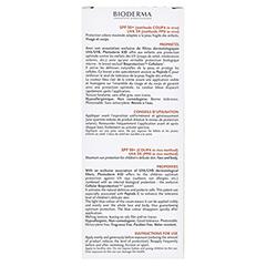 BIODERMA Photoderm KID Sonnenmilch SPF 50+ 100 Milliliter - Rückseite