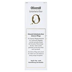 medipharma Olivenöl Schönheits-Elixir Intensiv-Pflege 30 Milliliter - Rückseite