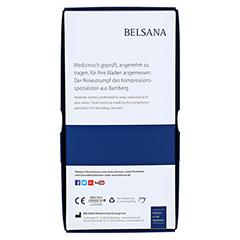 BELSANA traveller AD S schwarz Fuß 1 35-38 2 Stück - Rückseite