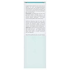 LA MER FLEXIBLE Specials Meeresschlick-Creme-Maske 50 Milliliter - Rückseite