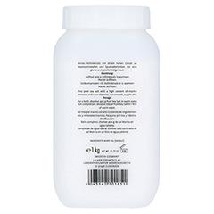 LA MER FLEXIBLE Body & Bath Vollmeersalz ohne Parfüm 1000 Gramm - Rückseite