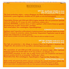 BIODERMA Photoderm Max KompaktSonnenc.SPF 50+ hell 10 Gramm - Rückseite