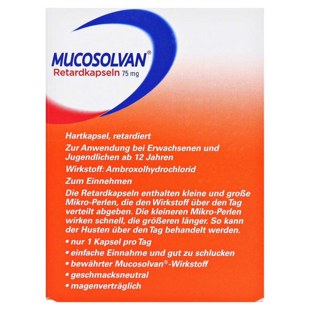 Mucosolvan Erfahrung