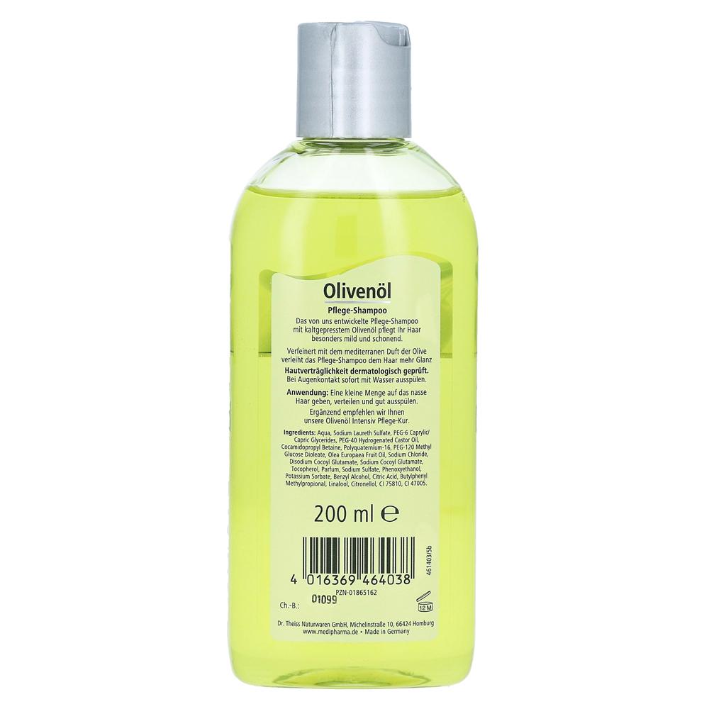 Erfahrungen Zu Olivenöl Pflege Shampoo 200 Milliliter Medpex