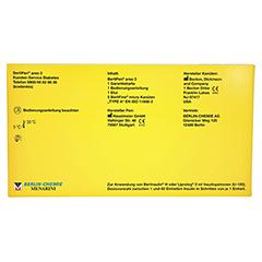 BERLIPEN areo 3 f.3 ml Patrone gelb 1 Stück - Unterseite