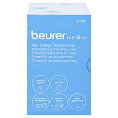 BEURER FT90 kontaktloses Fieberthermometer 1 Stück - Linke Seite