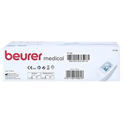 BEURER FT90 kontaktloses Fieberthermometer 1 Stück - Unterseite