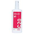 ORO C20 Hände- und Hautdesinfektion Sprühflasche 125 Milliliter