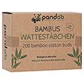 Bambus-Wattestäbchen 1x200 Stück
