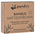 Bambus-Wattestäbchen 1x100 Stück
