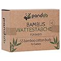 Bambus Wattestäbchen f. Babies 1x55 Stück