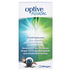 OPTIVE Fusion Augentropfen 10 Milliliter - Rückseite
