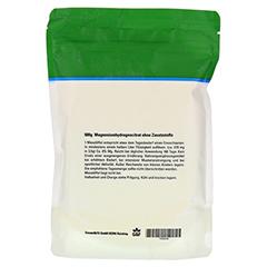 MAGNESIUM PUR Pulver 500 Gramm - Rückseite