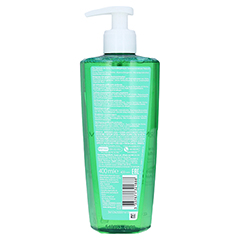 VICHY NORMADERM Reinigungs-Gel + gratis Vichy Slow Age Creme 15 ml 400 Milliliter - Rückseite