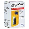ACCU CHEK FastClix Lanzetten 24 Stück