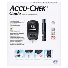 ACCU-CHEK Guide Set mmol/L 1 Stück - Rückseite