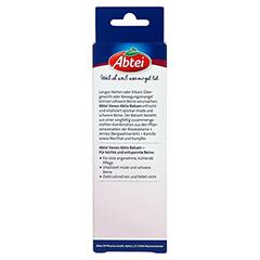 ABTEI Venen Aktiv Balsam 125 Milliliter - Rückseite