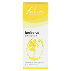 JUNIPERUS SIMILIAPLEX R Tropfen 50 Milliliter N1 - Rückseite