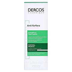 VICHY DERCOS Anti-Schuppen Sensitive Shampoo 200 Milliliter - Rückseite