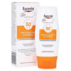 EUCERIN Sun Lotion PhotoAging Control LSF 50+ 150 Milliliter