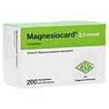 MAGNESIOCARD 2,5 mmol Filmtabletten 200 Stück