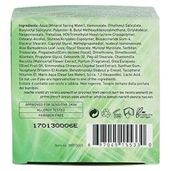 AHAVA Mineral Radiance Energizing Day Cream LSF 15 50 Milliliter - Unterseite