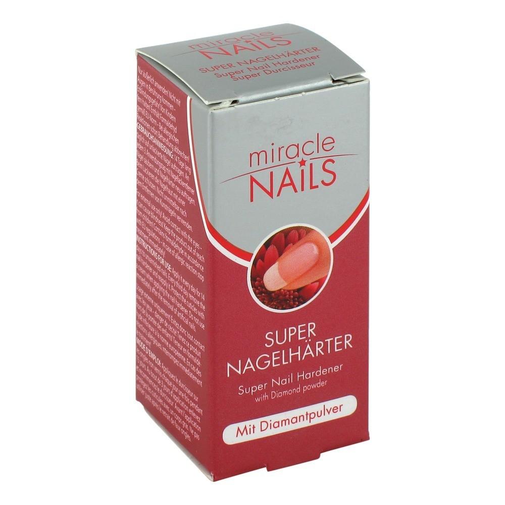 MIRACLE Nails Super Nagelhärter 8 Milliliter online bestellen ...