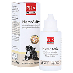 PHA NierenActiv Tropfen f.Katzen 30 Milliliter